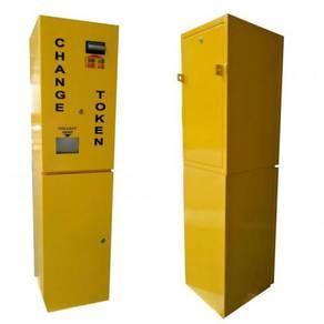 Coin/token/machine/changer/dobi/shopping