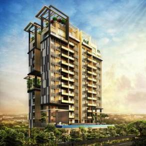 [Nature Beauty & Villa Concept] TTDI Luxury F/H Semi-D Condo [0% D/P]