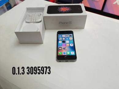 Iphone S E - 64gb- fullset