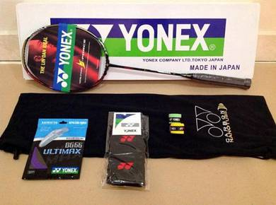 7in1 Yonex Voltric LD Force Premium Gold SP 30lbs