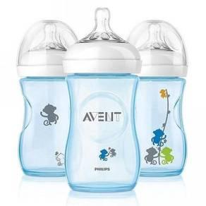 Botol susu Avent Natural bottle feeding