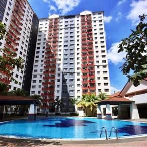 Vista Pinggiran Apartment EQUINE PARK Seri kembangan