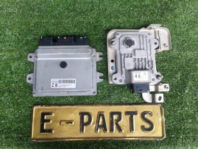 Nissan Almera ECU engine and transmission