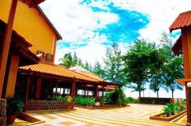 [RESORT] 3 Star Hotel Resort Pantai Batu Buruk, Kuala Terengganu