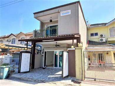[ Renovated & Extended] Double Storey House Bandar Tasik Selatan