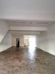 Puteri Wangsa Shoplot Ground Floor For Rentw