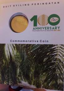 100th Anniversary of the Malaysian Palm Oil 2017