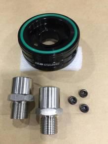 Civic fd oil temp oil press sensor adaptor