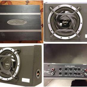 Sony xplod and america sound