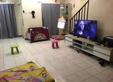 3 sty house Seksyen U5 Uranus Subang bestari Shah Alam