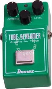 Ibanez TS808 Tube Screamer Overdrive Pedal Guitar