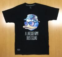 B One Soul Duck Dude Full Print Tee #7 Used
