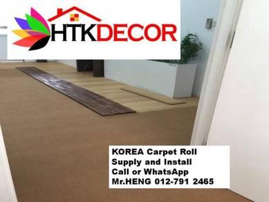 Novelty Carpet Roll - Including Install 299AC