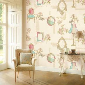 Impressive Beautiful girly furniture wal for place