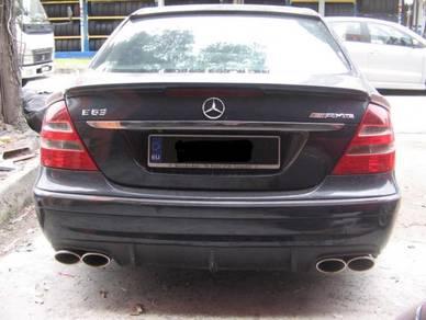 Mercedes Benz W211 Bodykit
