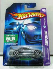 Hotwheels Dropstars Nissan Skyline #060 Grey