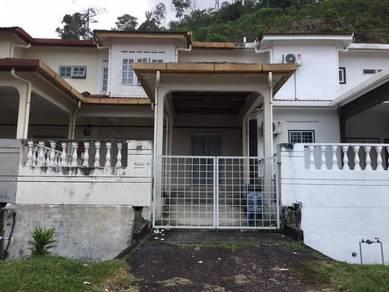 Double Storey Terrace House Taman Bunga Raya , Bukit Beruang Melaka