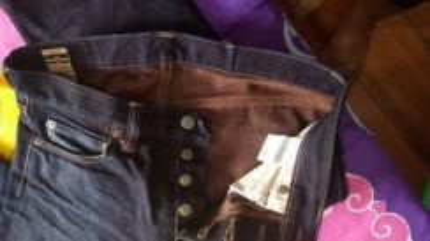 Jeans momotaro japan