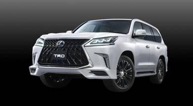 Lexus 570 facelift convert TRD 2018 design