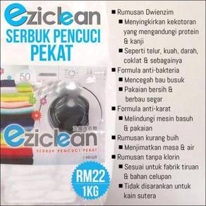 Basuh Senang, Mudah, Jimat dengan Ezi-Clean