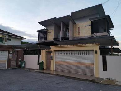 (Stutong Baru ) Two & a Half storey semi detached (Perpetuity Title)