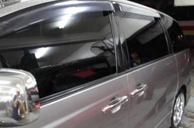 USA Car Tinted Film Black 5 Window UV Package