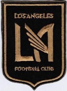 MLS Los Angeles Football Club FC MLS Patch
