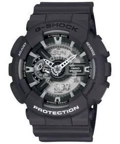 Watch- Casio G SHOCK GA110C-1 -ORIGINAL