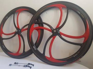 Limited Edition OZ Racing 499 Lightweight Wheelset