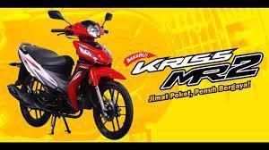 Modenas kriss mr2 110cc