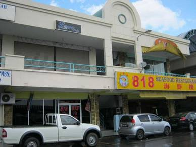 Road Frontage First Floor shop Plaza Kingfisher Kota kinabalu