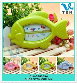 Baby Floating Fish Water Thermometer Bath Toy