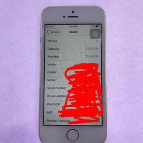 Iphone 5s 32gb set LL