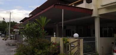 Taman Seri Murai 2Storey with Furnished Simpang Ampat Tambun
