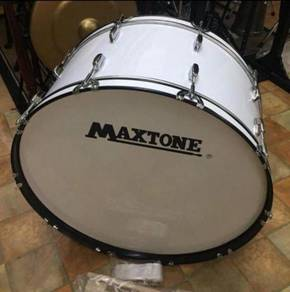 Maxtone - Marching Bass Drum (26