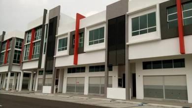 Pearl Avenue Pearl City | 2 Sty Shop | Simpang Ampat