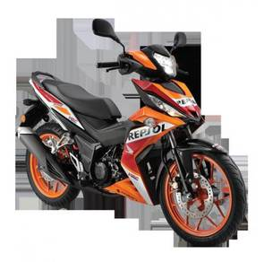 HONDA RS150 Whatsapp Apply 150cc