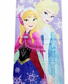 Frozen Anna Elsa Towel Bigger 75x150cm