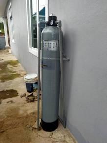 Outdoor filter - air boring / telaga