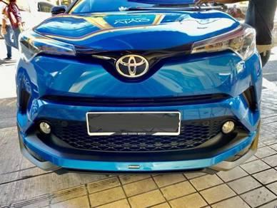 Toyota Chr modelista modellista bodykit body kit