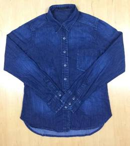 Barnyardstorm Denim L/Sleeve Shirt Used