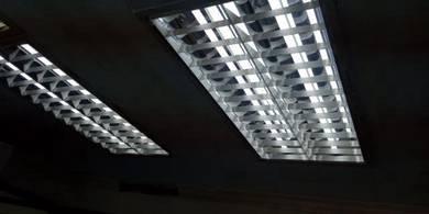 Lampu biasa convert ke ledl