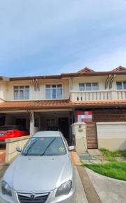[ Partially Furnished ] Double Storey House Presint 14 B
