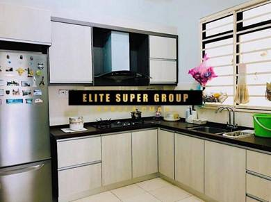 MUST RENT Penhill Perdana MOVE IN CONDITION 1100Sf Ayer Itam WORTH