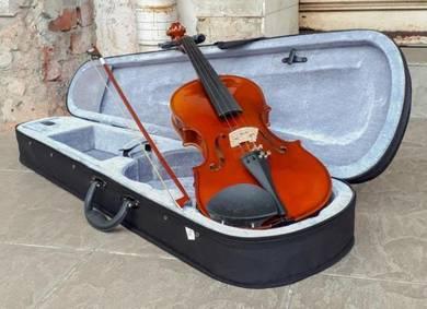 Santa Cruz Violin