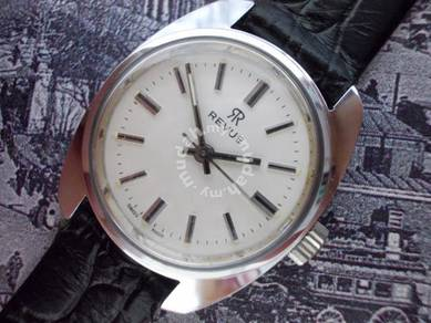 Vintage Revue lady swiss made watch NOS