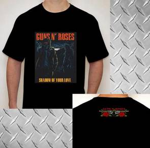 Gnr shadow of your love t-shirt