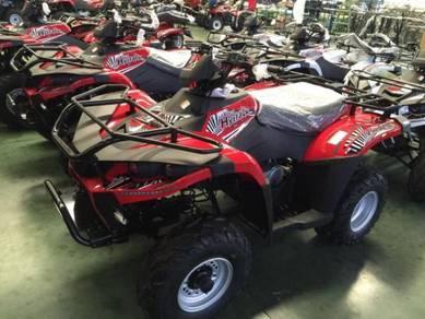 200cc atv linhai KG BARU SG BULOH
