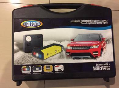 HIGH POWER Automobile Mobile Power Supply