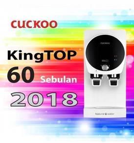 Cuckoo Promo Raya KingTop 3 Suhu